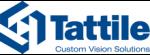 Prototipi funzionali multifaber eseguiti per Tattile. Questo è il logo Tattile