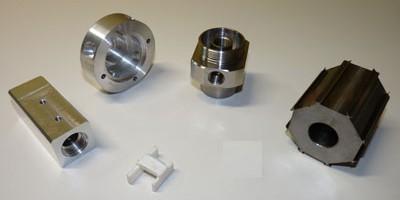 Materiali lavorati e prototipi