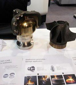 MECSPE METAL 3D + CNC