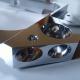 prototipi CNC alluminio cromato